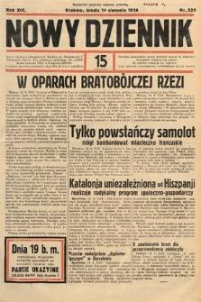 Nowy Dziennik. 1936, nr229
