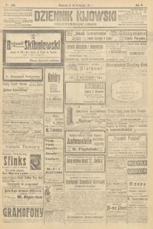 Dziennik Kijowski : pismo polityczne, społeczne i literackie. 1911, nr293