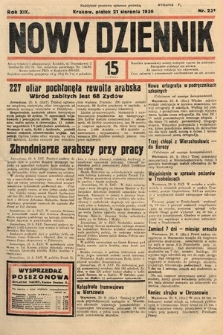Nowy Dziennik. 1936, nr231
