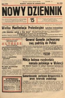 Nowy Dziennik. 1936, nr232