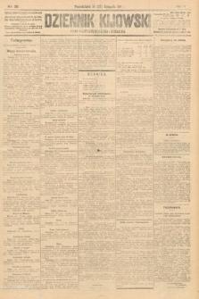Dziennik Kijowski : pismo polityczne, społeczne i literackie. 1911, nr301