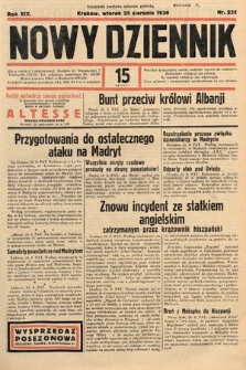 Nowy Dziennik. 1936, nr235