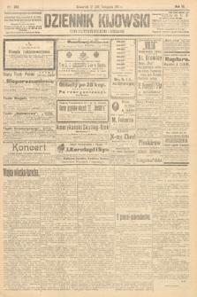 Dziennik Kijowski : pismo polityczne, społeczne i literackie. 1911, nr304