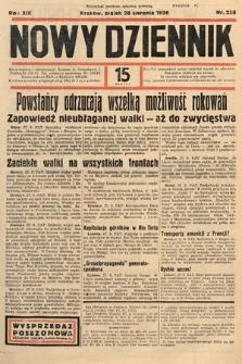 Nowy Dziennik. 1936, nr238