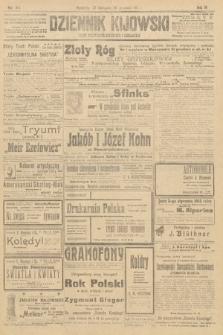 Dziennik Kijowski : pismo polityczne, społeczne i literackie. 1911, nr314