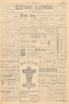 Dziennik Kijowski : pismo polityczne, społeczne i literackie. 1911, nr321