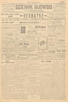 Dziennik Kijowski : pismo polityczne, społeczne i literackie. 1911, nr323