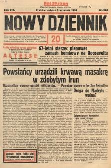 Nowy Dziennik. 1936, nr246