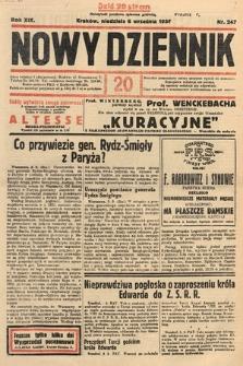 Nowy Dziennik. 1936, nr247