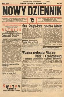 Nowy Dziennik. 1936, nr251