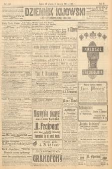 Dziennik Kijowski : pismo polityczne, społeczne i literackie. 1911, nr340