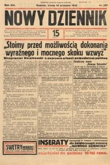 Nowy Dziennik. 1936, nr257