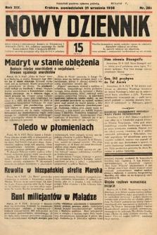 Nowy Dziennik. 1936, nr261