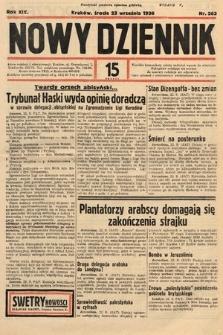 Nowy Dziennik. 1936, nr263