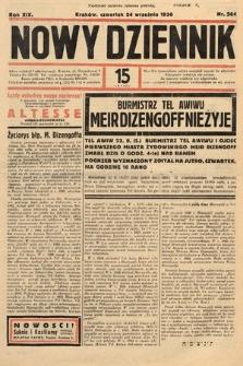 Nowy Dziennik. 1936, nr264