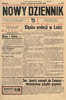 Nowy Dziennik. 1936, nr268