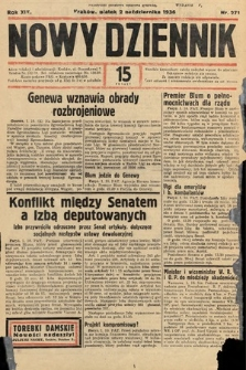 Nowy Dziennik. 1936, nr271