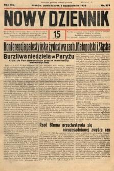 Nowy Dziennik. 1936, nr274