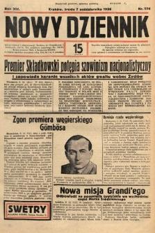 Nowy Dziennik. 1936, nr276