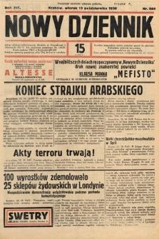 Nowy Dziennik. 1936, nr282