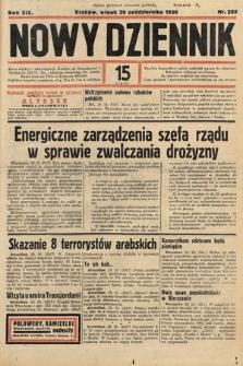 Nowy Dziennik. 1936, nr289