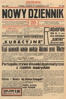 Nowy Dziennik. 1936, nr294