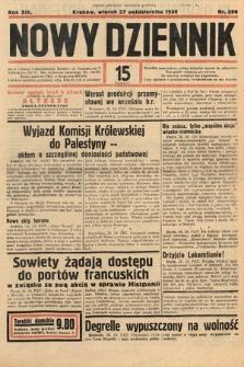 Nowy Dziennik. 1936, nr296