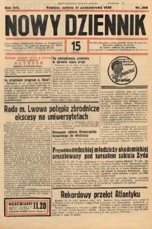 Nowy Dziennik. 1936, nr300
