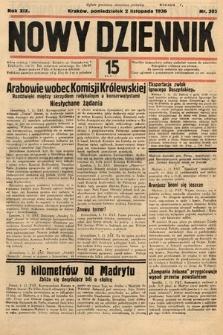Nowy Dziennik. 1936, nr302
