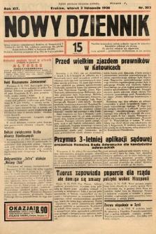 Nowy Dziennik. 1936, nr303