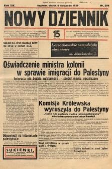 Nowy Dziennik. 1936, nr306