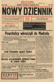 Nowy Dziennik. 1936, nr308