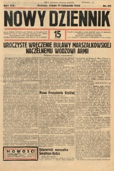Nowy Dziennik. 1936, nr311