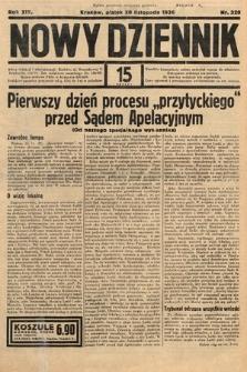 Nowy Dziennik. 1936, nr320