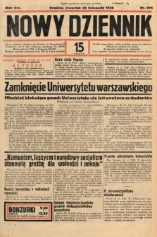 Nowy Dziennik. 1936, nr326