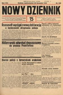 Nowy Dziennik. 1936, nr330