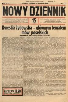 Nowy Dziennik. 1936, nr333