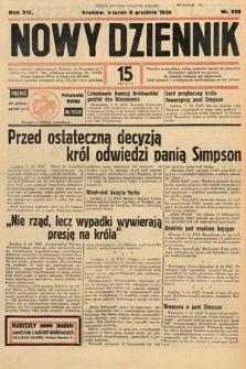 Nowy Dziennik. 1936, nr338