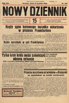 Nowy Dziennik. 1936, nr339