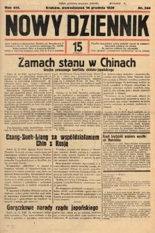 Nowy Dziennik. 1936, nr344