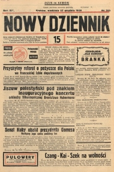 Nowy Dziennik. 1936, nr355