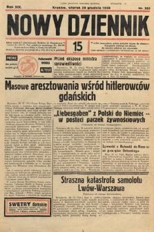 Nowy Dziennik. 1936, nr357
