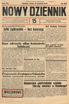 Nowy Dziennik. 1936, nr358