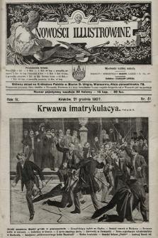 Nowości Illustrowane. 1907, nr51