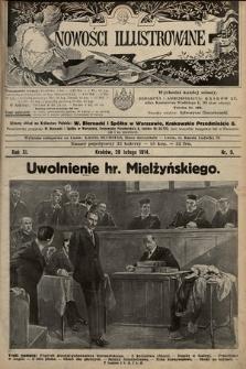 Nowości Illustrowane. 1914, nr9