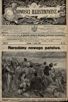 Nowości Illustrowane. 1914, nr10