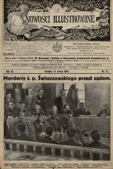Nowości Illustrowane. 1914, nr11