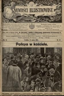 Nowości Illustrowane. 1914, nr12
