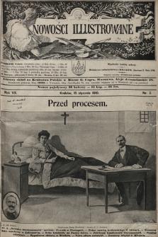 Nowości Illustrowane. 1910, nr3