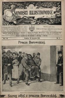 Nowości Illustrowane. 1910, nr5